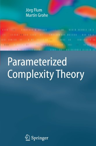 Price comparison product image Parameterized Complexity Theory (Texts in Theoretical Computer Science. An EATCS Series)