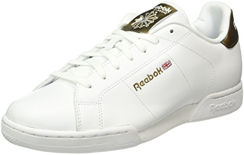 Zapatillas Blanco antique Para white Hombre Reebok Ii Metallics Copper Npc aTYwgnq7f1