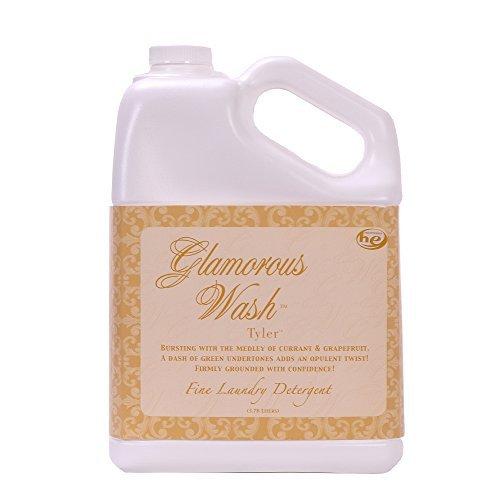 Glamorous Wash Tyler Fragrance Gallon Laundry Detergent