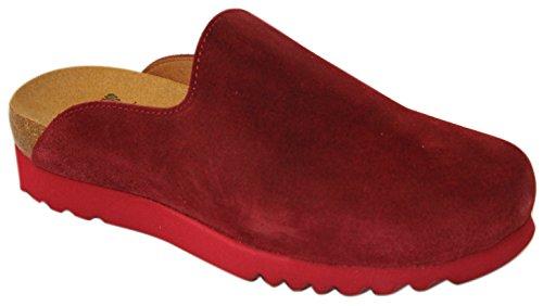 DR.SCHOLL Mujer pantufla Rojo