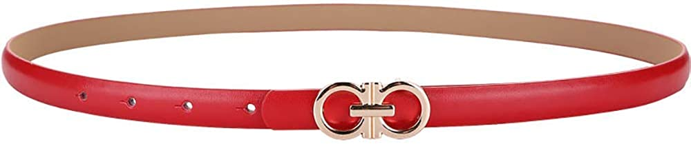 Leather Belt Buckle Belt...