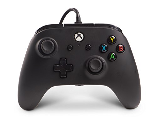 PowerA Enhanced Wired Controller for Xbox One - Black ()