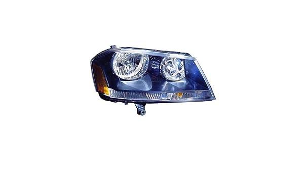 For 2008 2009 2010 Dodge Avenger Sxt//Se Headlight Headlamp Driver Side