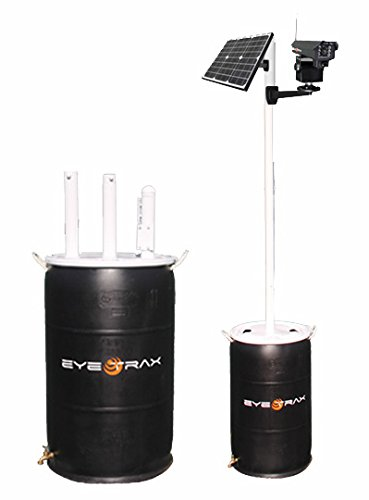 5. Eye Trax Barrel Mounting Pole System