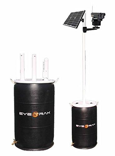 5. Eye Trax Barrel Mounting Pole System