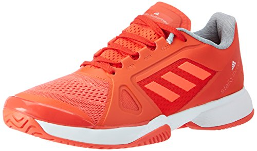 2017 Red blaze Orange Tennis Orange By Adidas Femme solar Barricade White De Chaussures ftwr Mccartney Stella AWBFWZ1