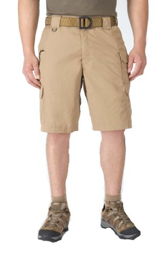 5.11 Men's Taclite 11-Inch Shorts, Coyote, 42-Inch