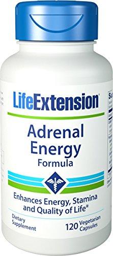 Adrenal Energy Formula 120 Vegetarian Capsules-Pack-2