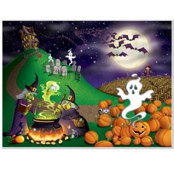 Halloween Fun Scene Setter
