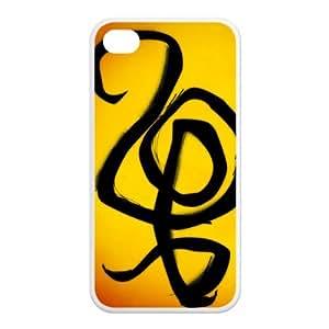 Hakuna Matata RUBBER SILICONE Case for iPhone 4, iPhone 4S, Hakuna Matata RUBBER iPhone Case-AZA