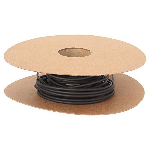 - Panduit HSTT50-Q Thin Wall Heat Shrink Tubing, Black