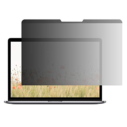 AmazonBasics Slim Magnetic Privacy Screen Filter for 15 Inch MacBook Pro