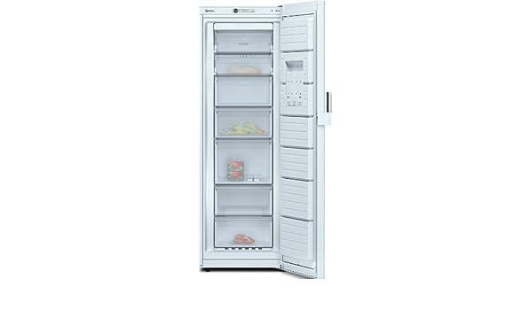 Balay 3GF8502B - Congelador Vertical 3Gf8502B No Frost: Amazon.es ...
