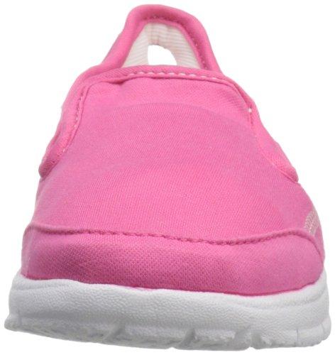 Fila Womens Amazen Memory Moc Sandaal Hot Pink / Wit / Tin