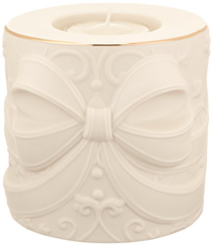 (Lenox Radiant Light Bow Votive)