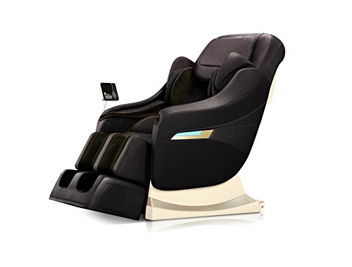 Robotouch Elite Full Body Featured Smart Luxury Pain relief Massage Chair (Black)