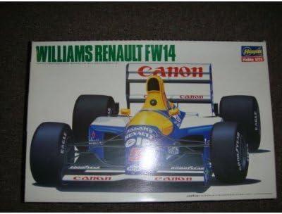 1/24ハセガワ ウィリアムズ・ルノ-FW14