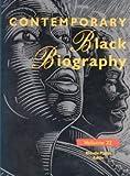 Contemporary Black Biography 9780787667368