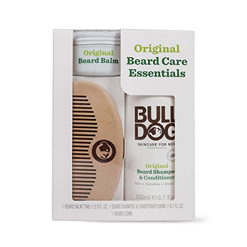 Bulldog Skincare Grooming Beard Essentials