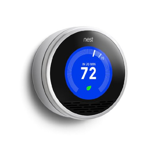 Nest Learning Thermostat - 1st Generation T100577