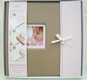 Amazon.com : Hallmark Baby BBA3745 Baby Girl Instant ...