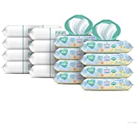 Pampers Baby Diaper Wipes, Complete Clean Scented