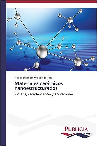 Materiales cerámicos nanoestructurados