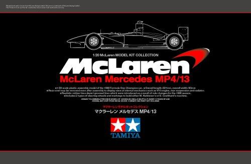 suministro de productos de calidad MCLAREN MERCEDES MERCEDES MERCEDES MP4 13  conveniente