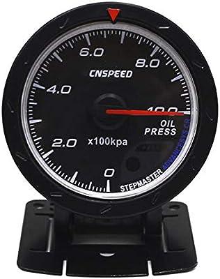 Medidor de Auto Medidor de presión de Aceite de Coche de ...