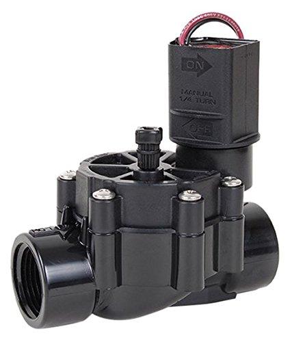 Rain Bird 100-DV 9V–Irrigation Solenoid Valve, 1 inch, Grey.
