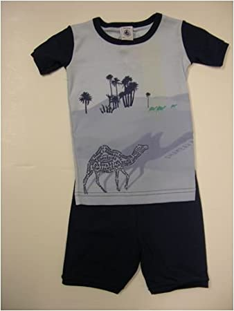 Image Unavailable. Image not available for. Color  Boys Pajamas by Petit  Bateau 135cf5cd4b1