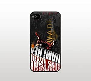 Dwyane Wade Case For Samsung Note 4 Cover CaHard Plastic Snap-On Custom CovBlaBasketball