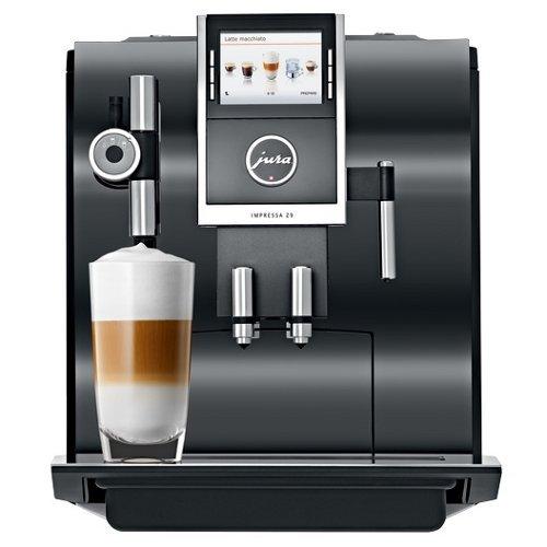 Jura coffee machine amazon jura 13752 jura impressa z9 automatic coffee center black fandeluxe Images