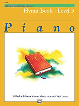 Alfred's Basic Piano Library - Hymn Book 3: Learn to Play