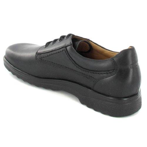 Ganter Men's Eric, Weite G Lace-Ups Black
