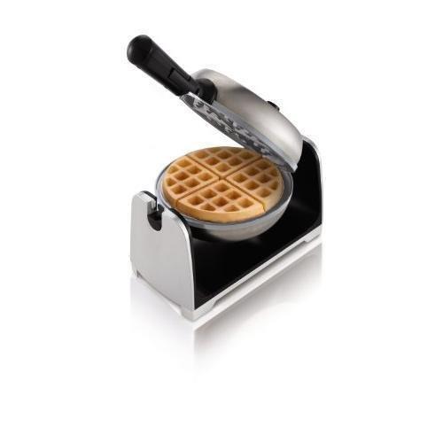 Oster CKSTWFBF22-ECO DuraCeramic Flip Waffle Maker, -