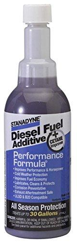 Stanadyne Formula Performance - STANADYNE DIESEL PERFORMANCE FORMULA - 8 OZ.