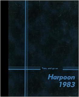 Reprint 1983 Yearbook Harlan Community High School Harlan Iowa