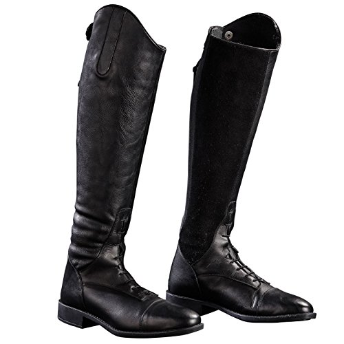 Caldene Casoria Long Horse Riding Boots Womens Black Equestrian Shoes Footwear sale eastbay marketable for sale cheap price from china BniA1XrCz