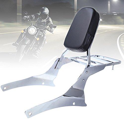 Motorcycle Backrest Luggage - 8