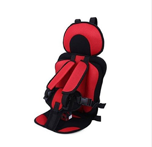 [Blue Baby Car Safety Seat (Red)] (Gene Simmons Costumes History)