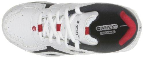 Hi-Tec XT108 - Zapatillas de fitness para niño Blanco