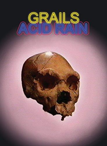 DVD : Grails - Acid Rain (Digipack Packaging)
