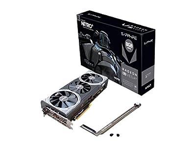 Sapphire Nitro+ Radeon RX Vega 56 Dual HDMI/Dual DP (UEFI)