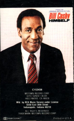 Bill Cosby: Himself (Soundtrack From The 1982 Concert Film) [Audio Cassette] by Motown
