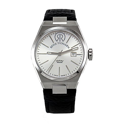 REVUE-THOMMEN-Womens-1080103-Urban-Lifestyle-Analog-Display-Swiss-Automatic-Black-Watch