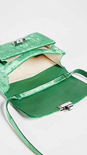 Loeffler Minimalist Randall Mini Rider Bag Women's Emerald q87qRZSw