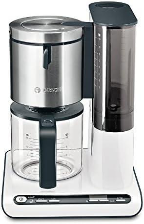 Bosch TKA8633 - Máquina de café, 1160 W, capacidad para 10/15 ...