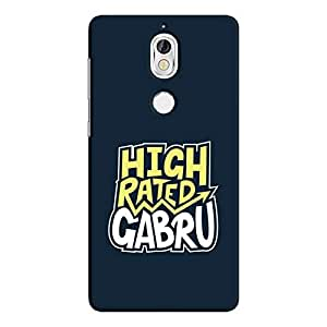 Cover It Up - High Rated Gabru Nokia 7 Hard Case