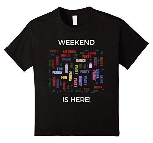 Kids Weekend Is Here 10 Black - Burberry Kids Clothing